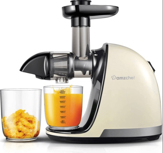 How Does A Slow Juicer Work